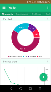 Wallet - Budget Tracker App - 3