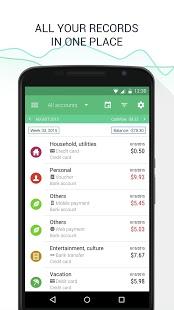 Wallet - Budget Tracker