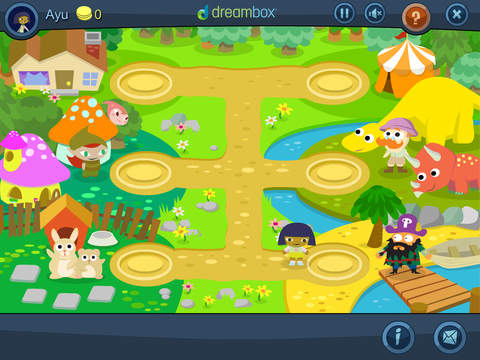 DreamBox Math Green App - 1