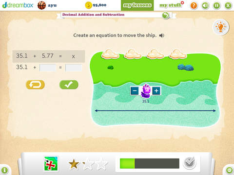 DreamBox Math Green-4