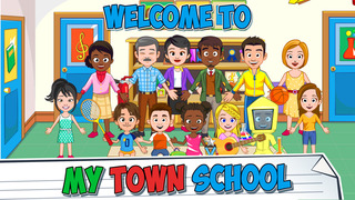 My Town : School App - 1