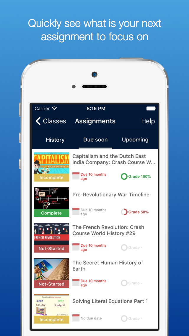 EDpuzzle App - 3