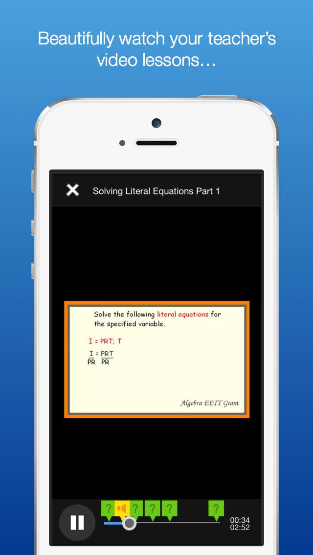 EDpuzzle App - 4