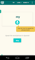 Learn Spanish with SpeakTribe App - 4