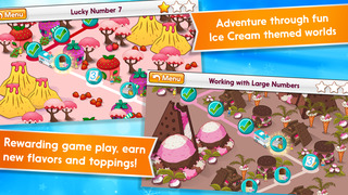 Exploriverse Math Ice Cream App - 2
