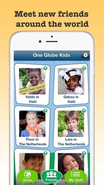One Globe Kids – children's stories from around the world