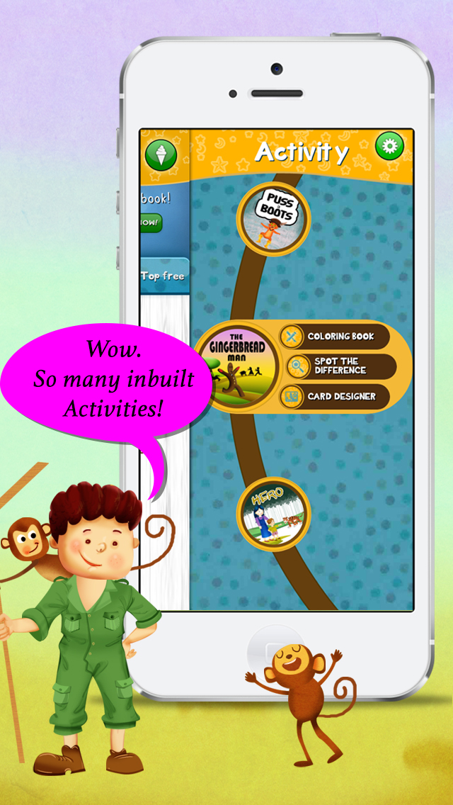 Story Time for Kids App - 3