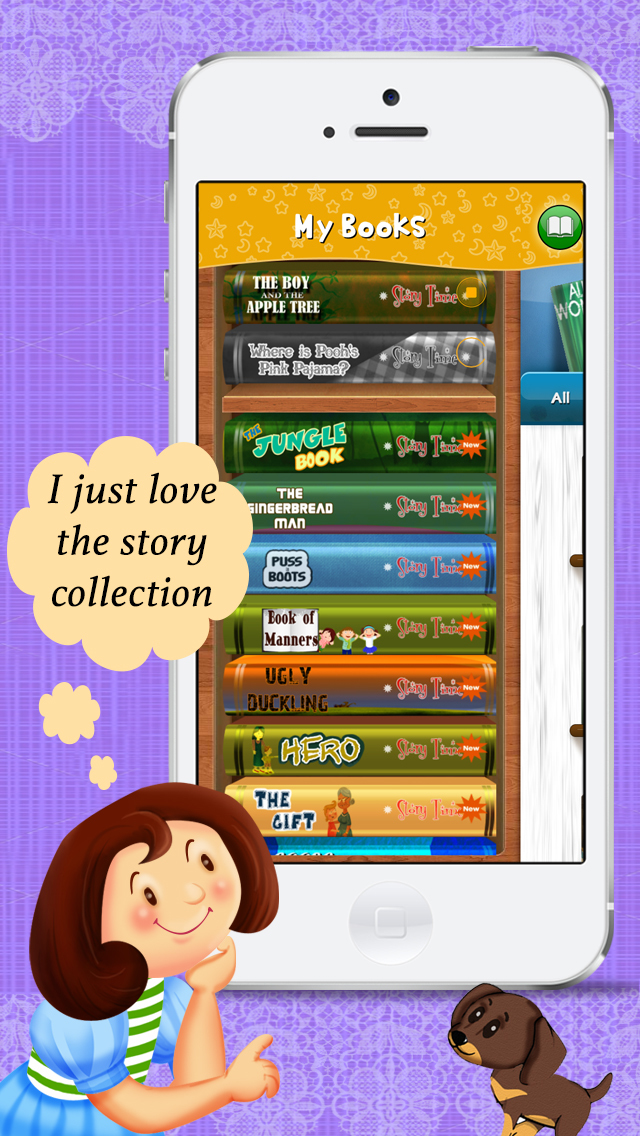 Story Time for Kids App - 4