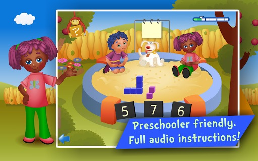 Counting & Addition Kids Games App - 2