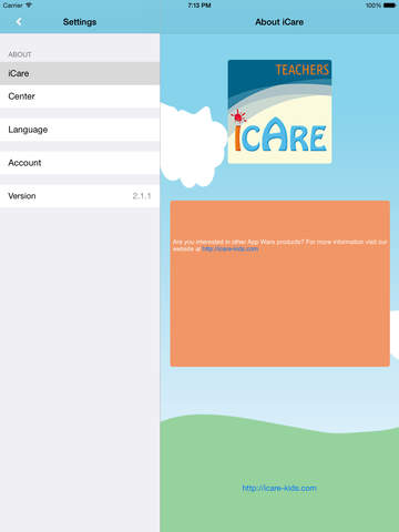 icare Teachers App - 5