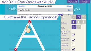 Writing Wizard - Kids Learn to Write Letters, Alphabet & Words App - 2