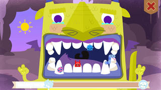 Toothsavers Brushing Game App - 3