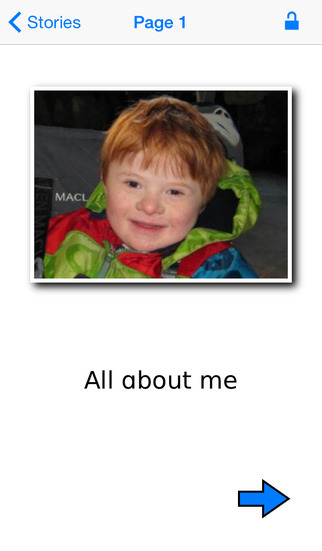 Special Stories - Story Creator for Special Needs App - 1
