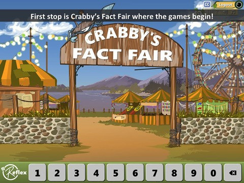 Reflex Math Fact Fluency App - 1