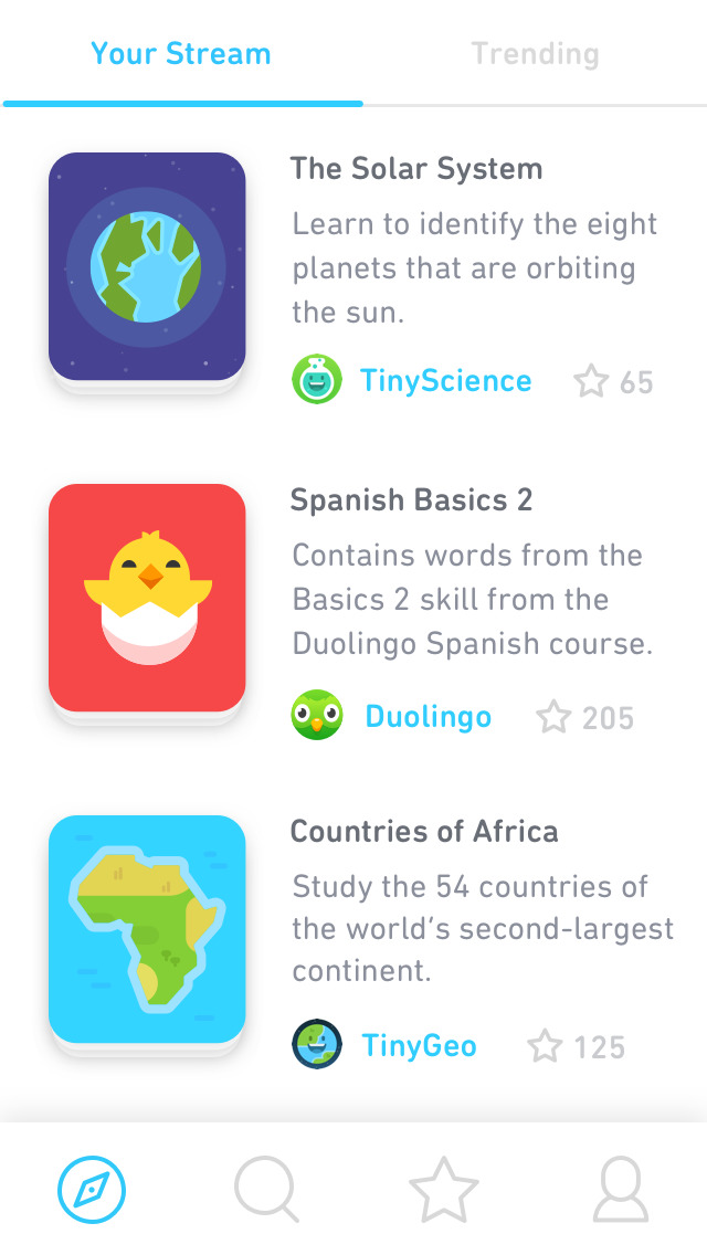 Tinycards - Flashcards by Duolingo-4