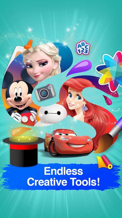 Disney Creativity Studio 2-3