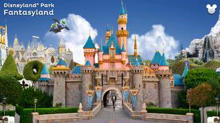 Disneyland Explorer App - 1