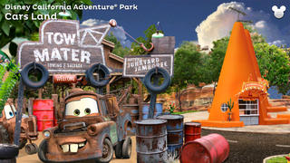Disneyland Explorer App - 3