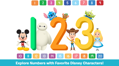 Disney Buddies: 123s-2