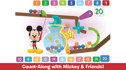 Disney Buddies: 123s-3