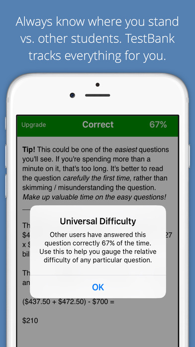ACT® Test Prep TestBank 36 App - 3