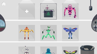 The Robot Factory by Tinybop App - 1