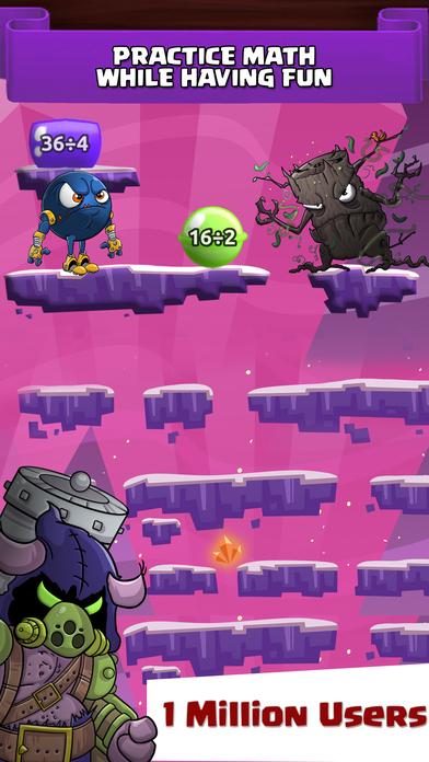 Monster Maths App - 1