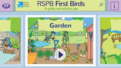 RSPB First Birds