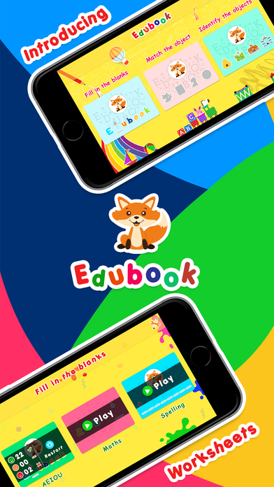 Edubook for Kids App - 1