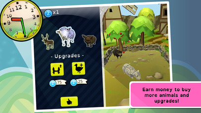 Zcooly Time Ranch - Practice the clock and learn how to tell time-3