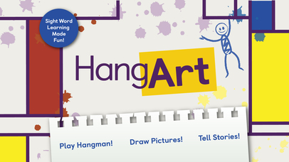 HangArt: Play Hangman, Draw Pictures, Tell Stories