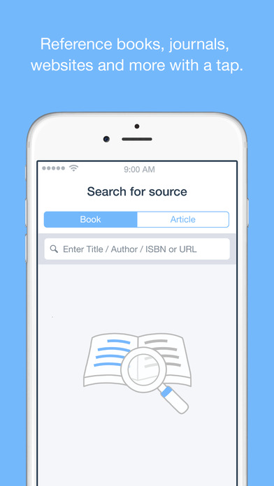 RefME - Referencing Made Easy App - 2