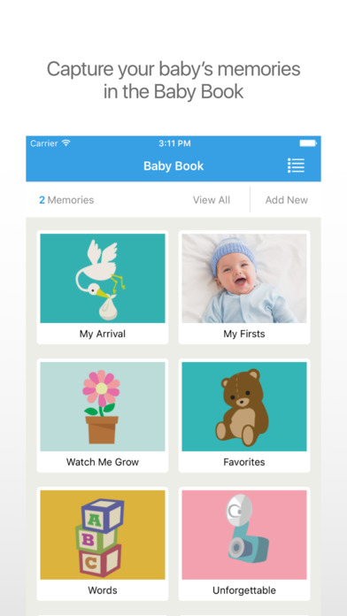 WebMD Baby: Feeding, Diaper, Sleep, and Growth Tracker for Infants-4