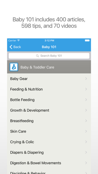 WebMD Baby: Feeding, Diaper, Sleep, and Growth Tracker for Infants-5