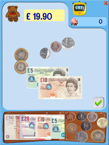 £-Fun - Money, Coins, Pounds, Notes, Currency-2