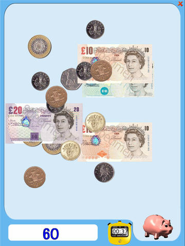 £-Fun - Money, Coins, Pounds, Notes, Currency-3