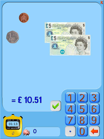 £-Fun - Money, Coins, Pounds, Notes, Currency-4