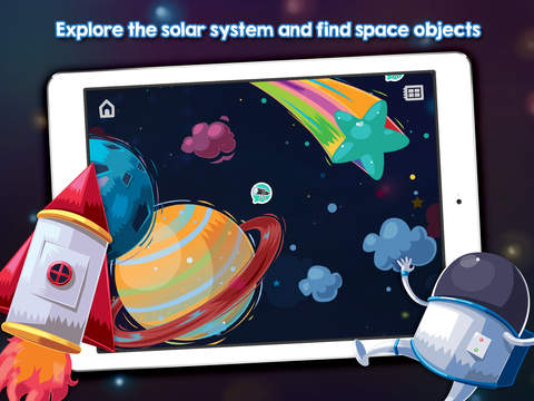 PaintPad Space School Edition App - 2