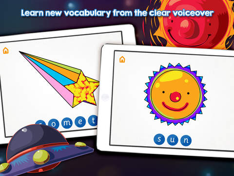 PaintPad Space School Edition App - 3