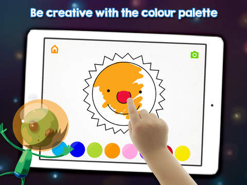 PaintPad Space School Edition App - 5