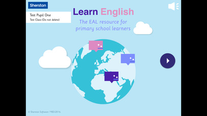 Learn English School Edition  App - 1