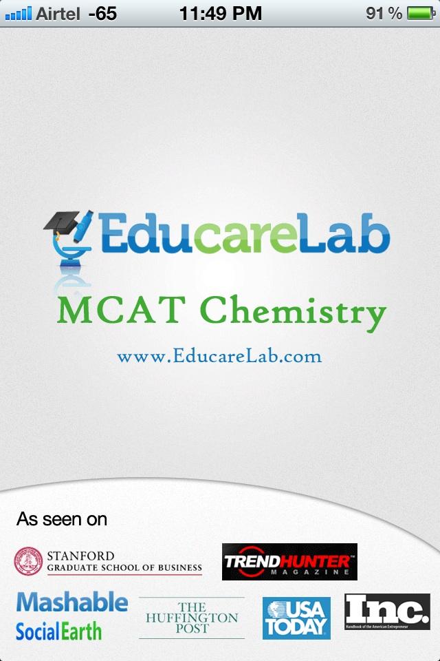MCAT Chemistry-1