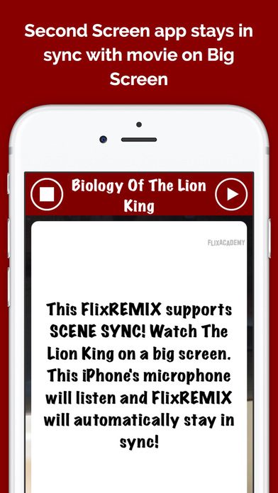 FlixREMIX® Make Movies Educational & Interactive App - 3