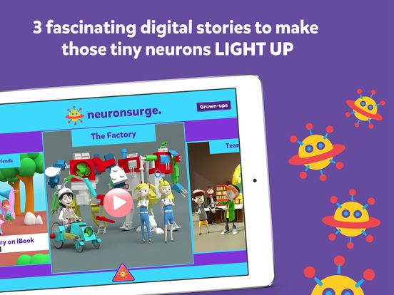 Neuronsurge: Playful digital classroom for kids to train their young brains-2