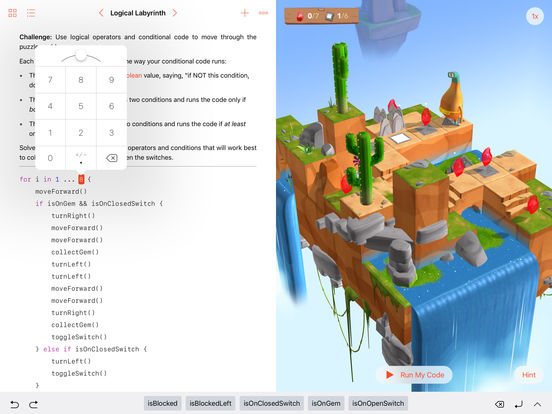 Swift Playgrounds App - 2