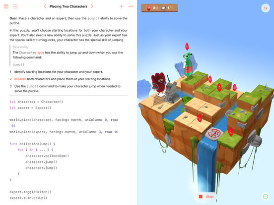 Swift Playgrounds App - 3