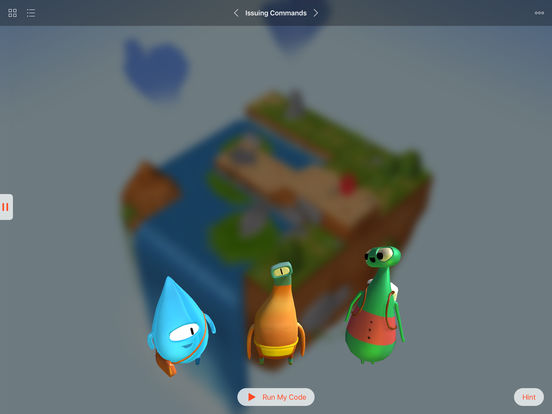 Swift Playgrounds App - 4