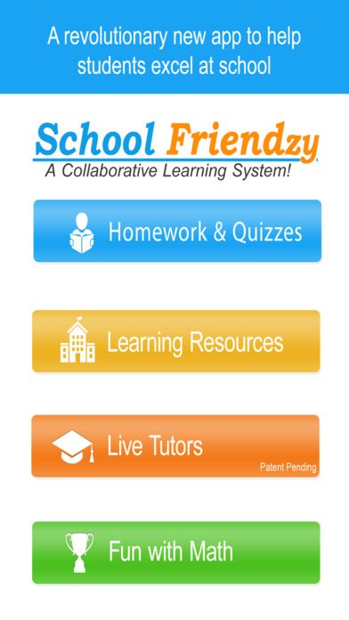 School Friendzy - Collaborative Learning App - 1