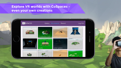 CoSpaces – Virtual reality for everyone App - 1