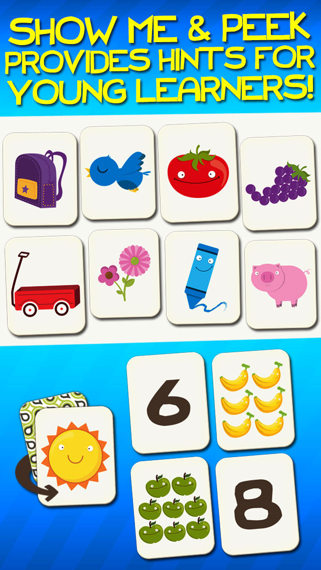 Numbers and Counting Early Learning Math App - 3
